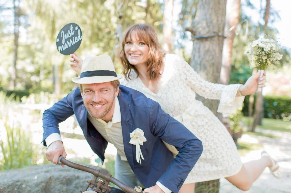 Traumgarten Hochzeitsfotos